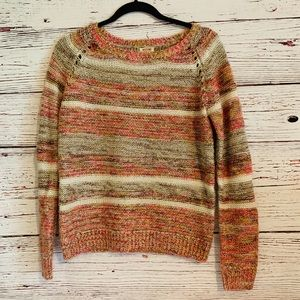 Mossimo Supply Co oversized chunky sweater S